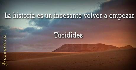 Frases para la historia - Tucídides