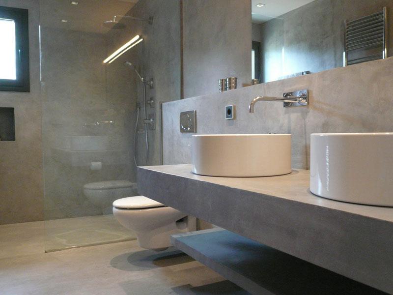 Microcemento   bañera por ducha san sebastián   616 896 410 ...