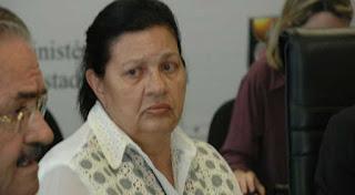 Ex-presidente da FPF Rosilene Gomes é condenada a prisão por furto