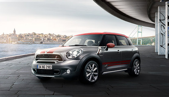 Mini Cooper S Countryman All4 Sabit Kur Ve 1 Yil ücretsiz Kasko