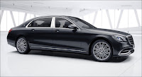 Mercedes Maybach S450 4MATIC 2019