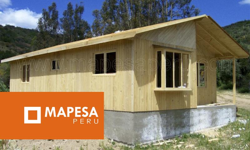 Mapesaperu casetas y m dulos prefabricados casas for Casas y casetas prefabricadas