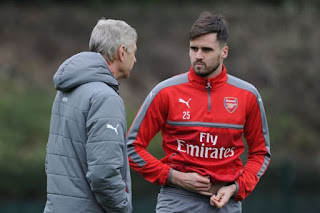 Wenger: There Is A Possibility He Will Leave