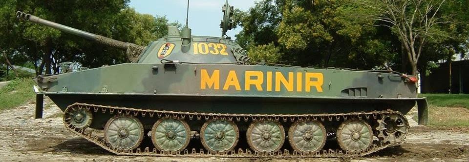 Україна модернізує індонезійські танки ПТ-76