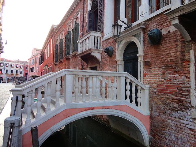 Kde najdete v Benátkách most Očistec?