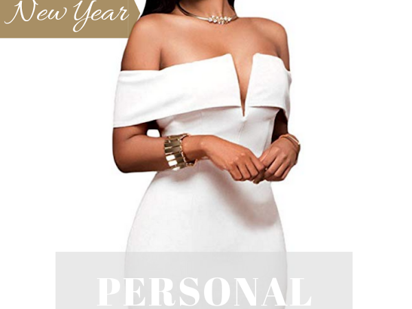 Personal Style: White Dresses