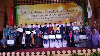 Pemenang Festival Film Santri 2017
