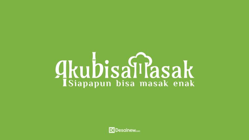 Aku Bisa Masak Logo Design Project Portfolio Desainew