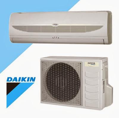Harga AC 1/2, 3/4, 1, 2 PK Daikin Low Watt