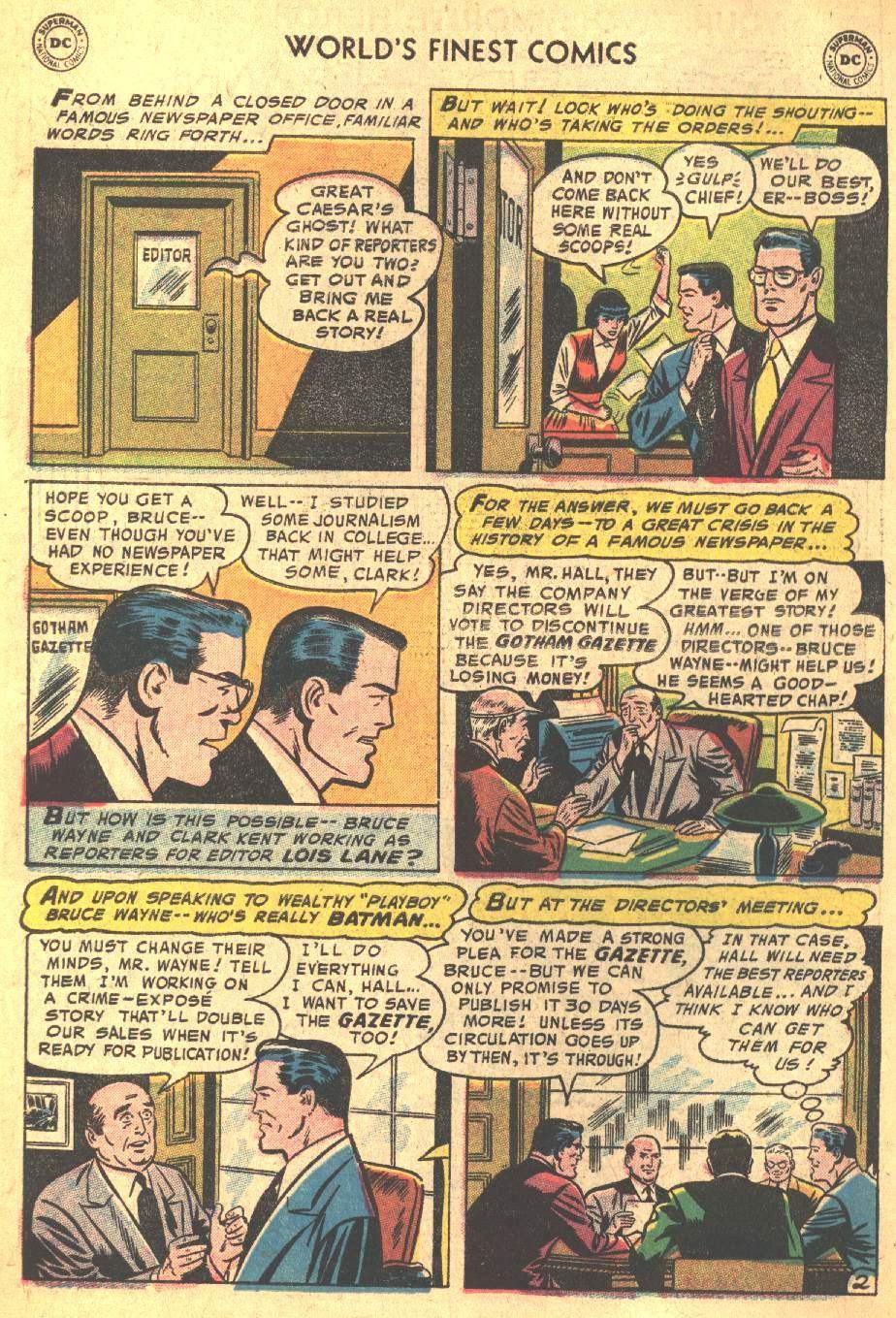 Read online World's Finest Comics comic -  Issue #80 - 4