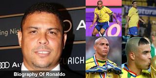 Biography Of Ronaldo – The Brazilian Soccer Star Phenomenon