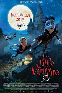 The Little Vampire (2017) – review