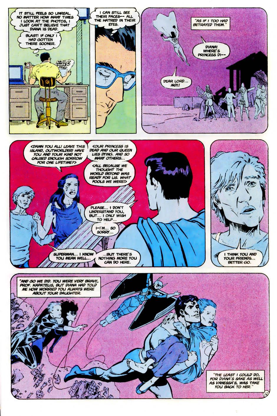 Read online Wonder Woman (1987) comic -  Issue #61 - 14