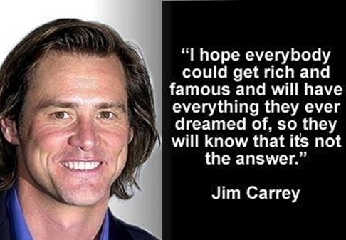 jim carrey top quotes Philiopshy
