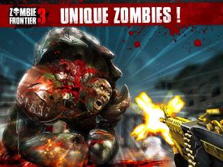 Zombie Frontier 3 Mod Apk Unlimited Money v1.80