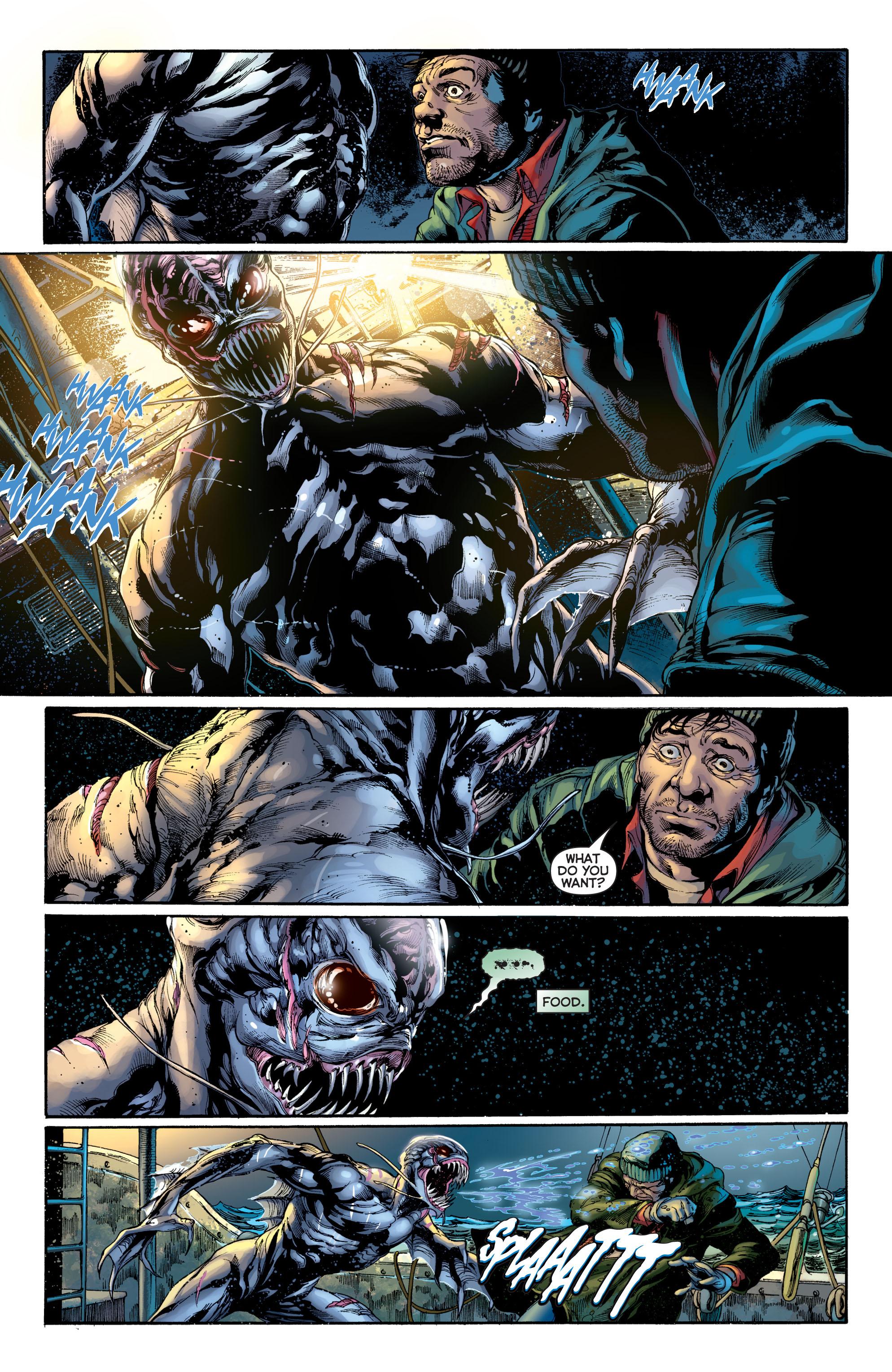 Read online Aquaman (2011) comic -  Issue #2 - 4