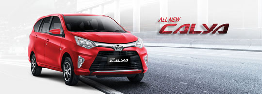 Spesifikasi Toyota Calya Tahun 2017