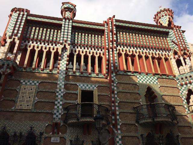 Casa Vicens inauguração