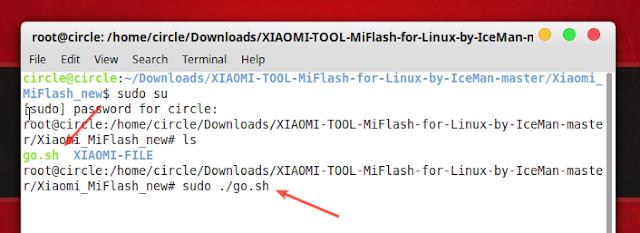 Ternyata Mudah Install File Format .sh Di Linux Mint 19 Cinnamon