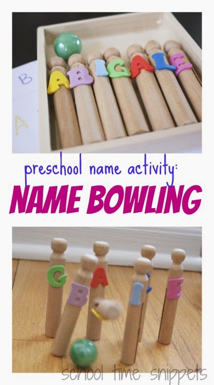 Fun Preschool Recognition Game