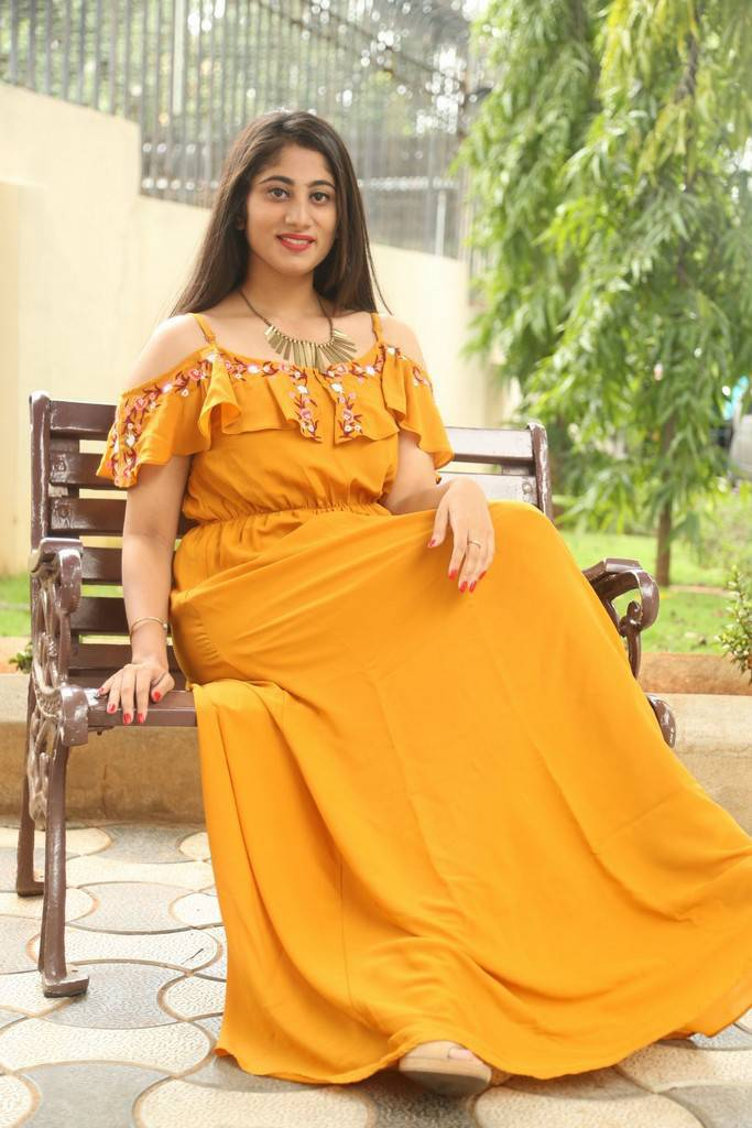 Manasa At Alanati Ramachandrudu Movie Trailer Launch Stills