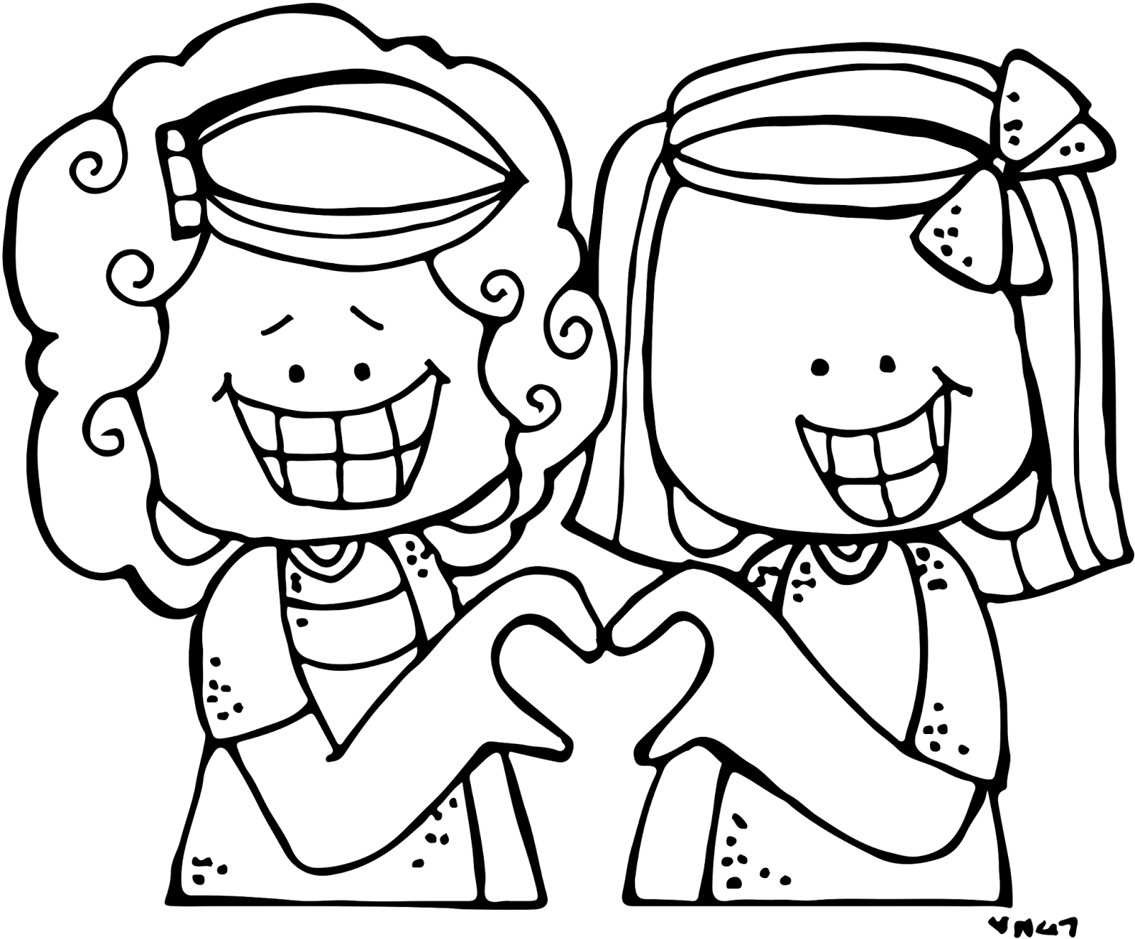 melonheadz love everyone free clip art