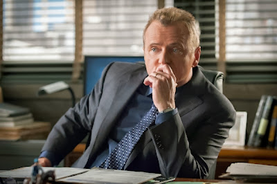 Aidan Quinn as Captain Tommy Gregson in CBS Elementary Season 2 Episode 9 On the Line