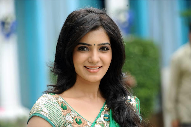 South Indian Actress,Samantha Ruth  Prabhu