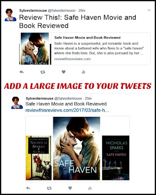 Add a Large Image to Tweets on Twitter with Twitshot