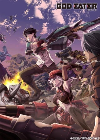 God Eater - Original Sound Track Batch - Wambatch - World Anime