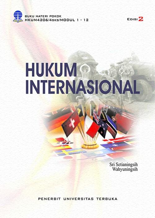 Hukum Internasional Hkum4206 Wang Linggau