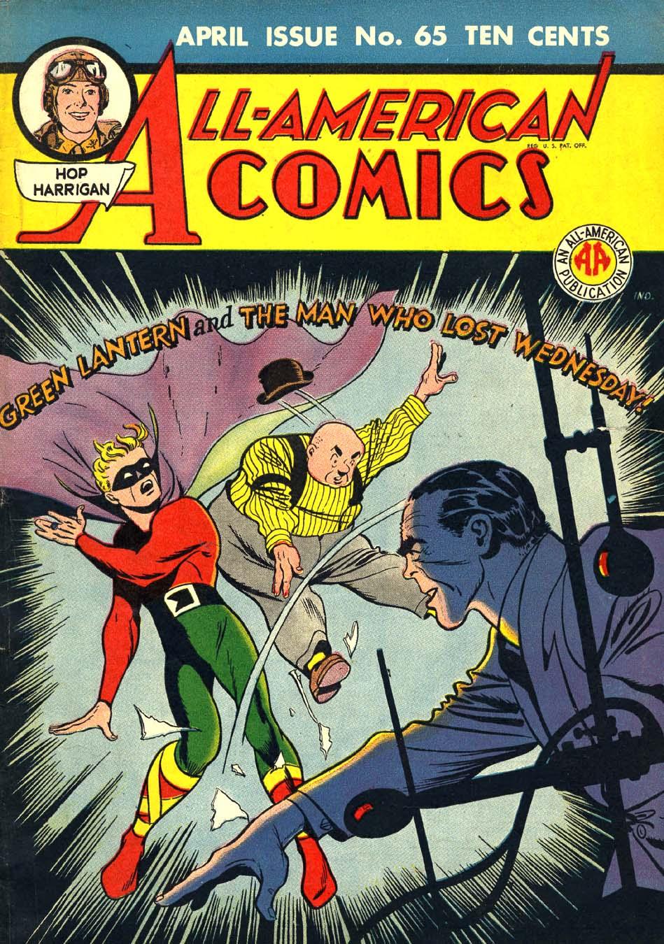 Read online All-American Comics (1939) comic -  Issue #65 - 1