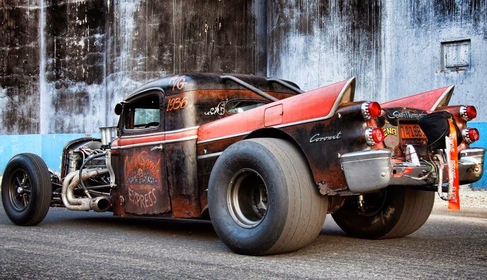 American Rat Rod Cars & Trucks For Sale: February 2014