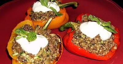 Mediterranean Inspired Food Israeli Inspired Stuffed