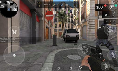 Download Critical Ops Mod Apk + Data Terbaru [Unlimited Ammo] full version for android
