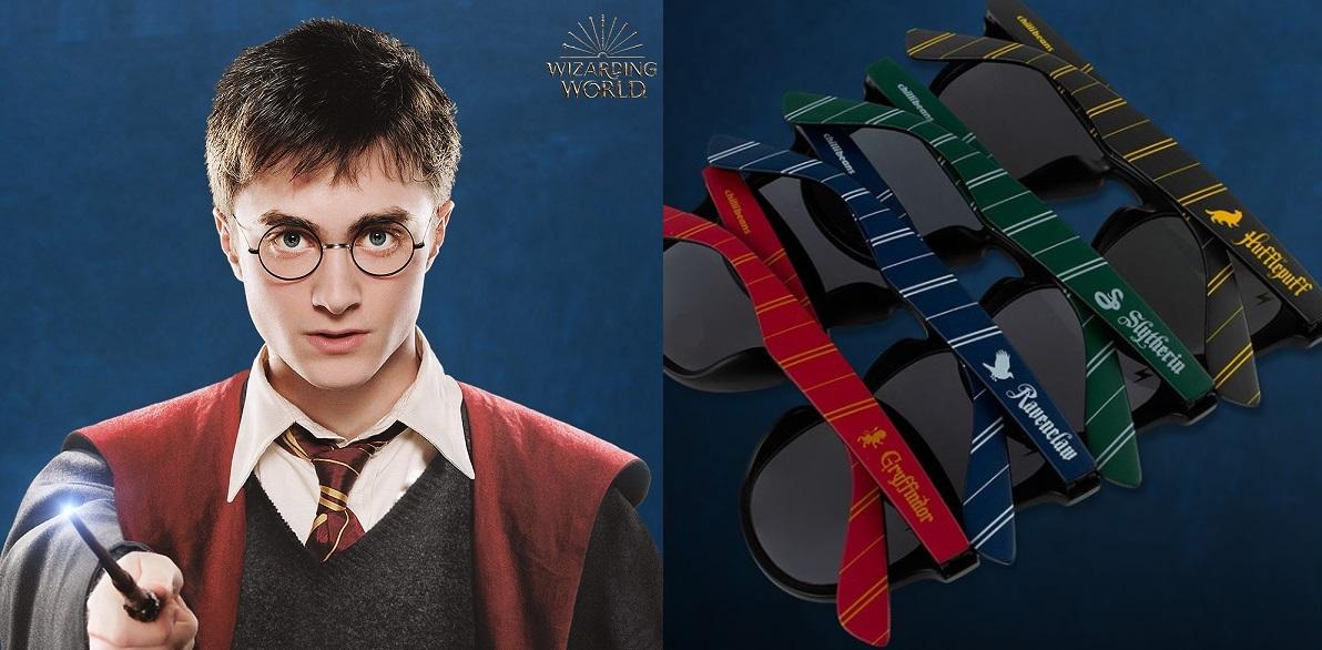 37fbbd3b46fcb A Chilli Beans lançou uma coleção exclusiva inspirada no universo do Harry  Potter e Newt Scamander. São óculos de sol, armações para óculos de grau e  ...