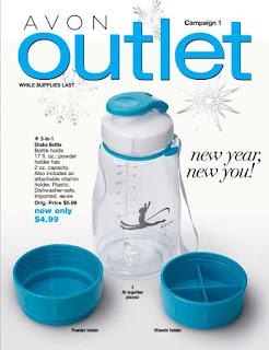 Avon Outlet Campaign 1 12/9/16 - 12/20/16
