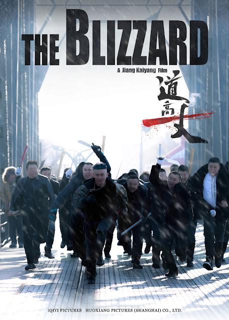 Trailers y carteles de próximos estrenos en Asia : The Blizzard (2018)
