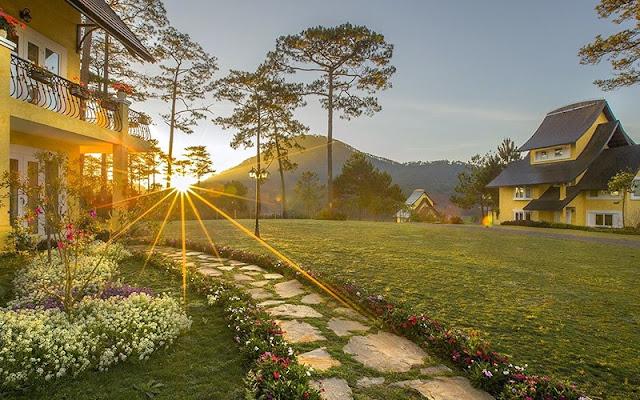 Khu Bình An village Đà Lạt