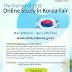 2018 Birinci Yarı Yılı Cyber(Uzaktan) Kore'de Eğitim Fuarı