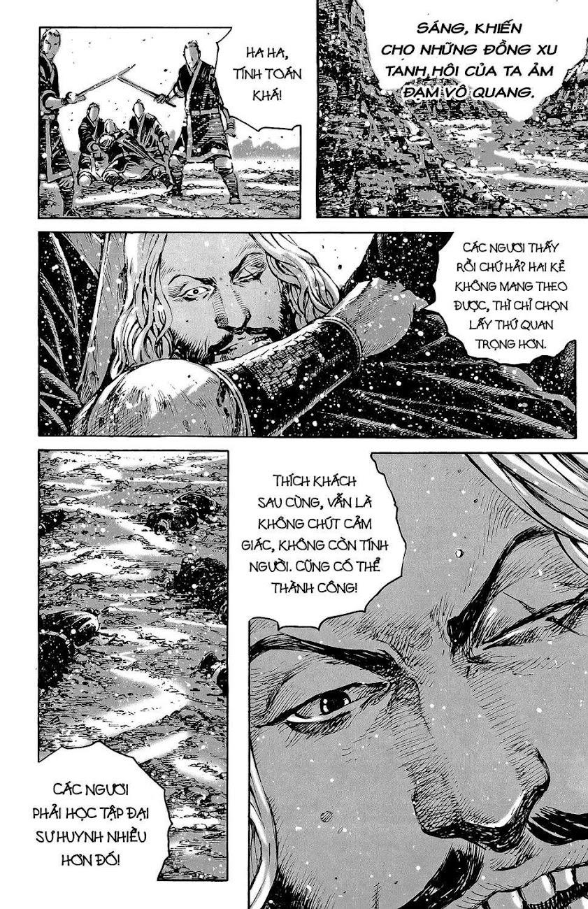 Hỏa phụng liêu nguyên Chương 387: Huyết bất bạch lưu [Remake] trang 18