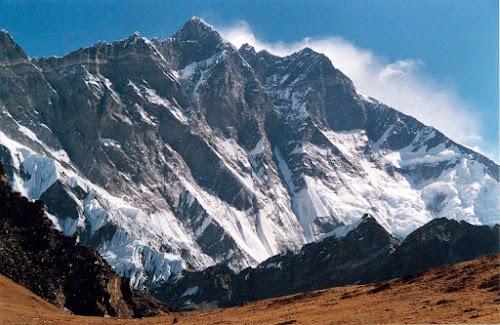 Lhotse - Quarta montanha nais alta do mundo