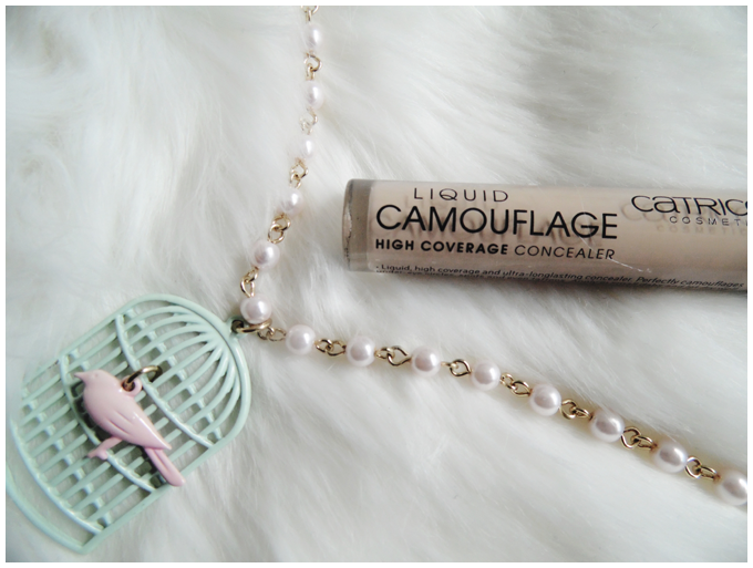 favorite five beauty products | February 2016 | catrice liquid camouflage | more details on my blog http://junegold.blogspot.de | life & style diary from hamburg | #beauty #catrice #camouflage