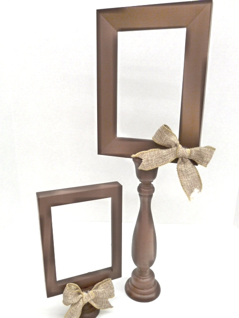 Ideas and Inspirations: Crankin\' Out Crafts -ep292 Pedestal Frame