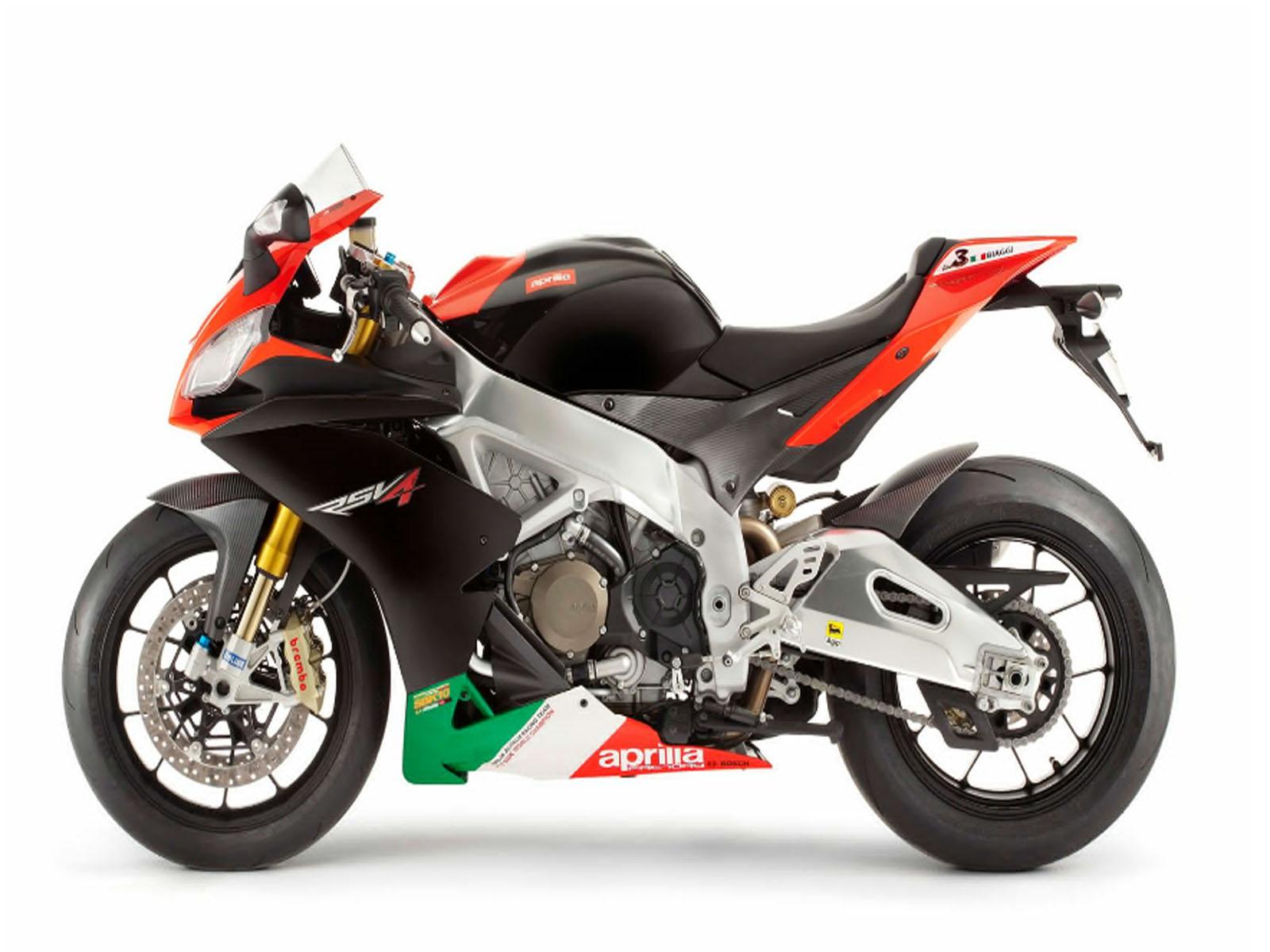 New Motorcycle 2011 Aprilia Rsv4 Factory Aprc Se