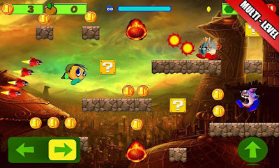 Jungle Castle Run 3 v2.0 Apk-screenshot-2