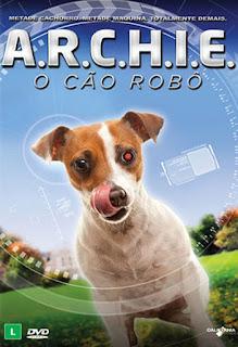 Archie: O Cão Robô - DVDRip Dublado