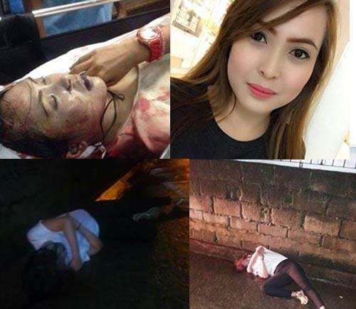 Rhem Pedrano robbery holdup shot dead