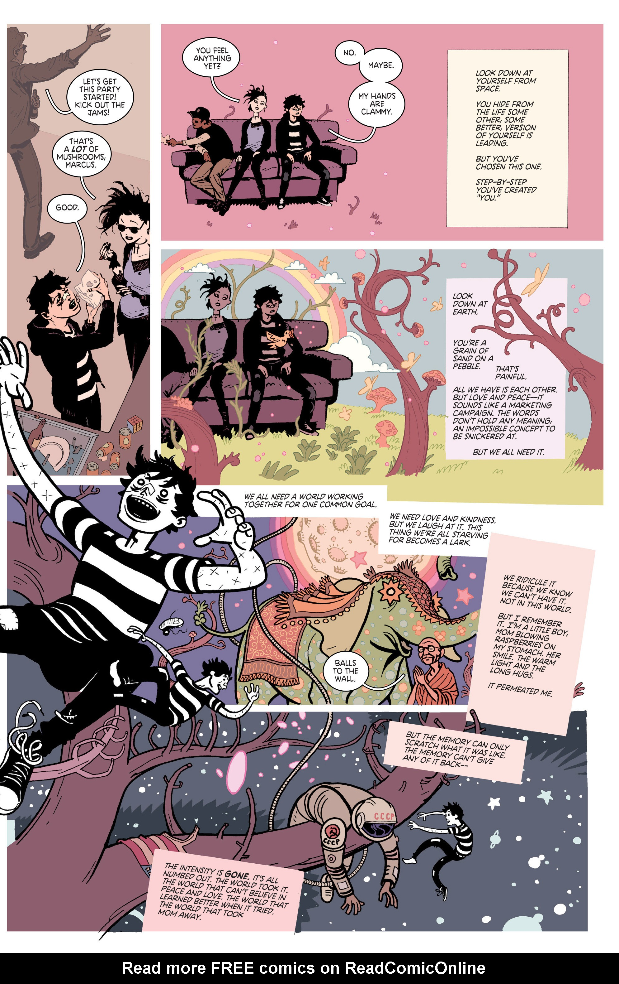 Read online Deadly Class comic -  Issue # _TPB 3 - 82