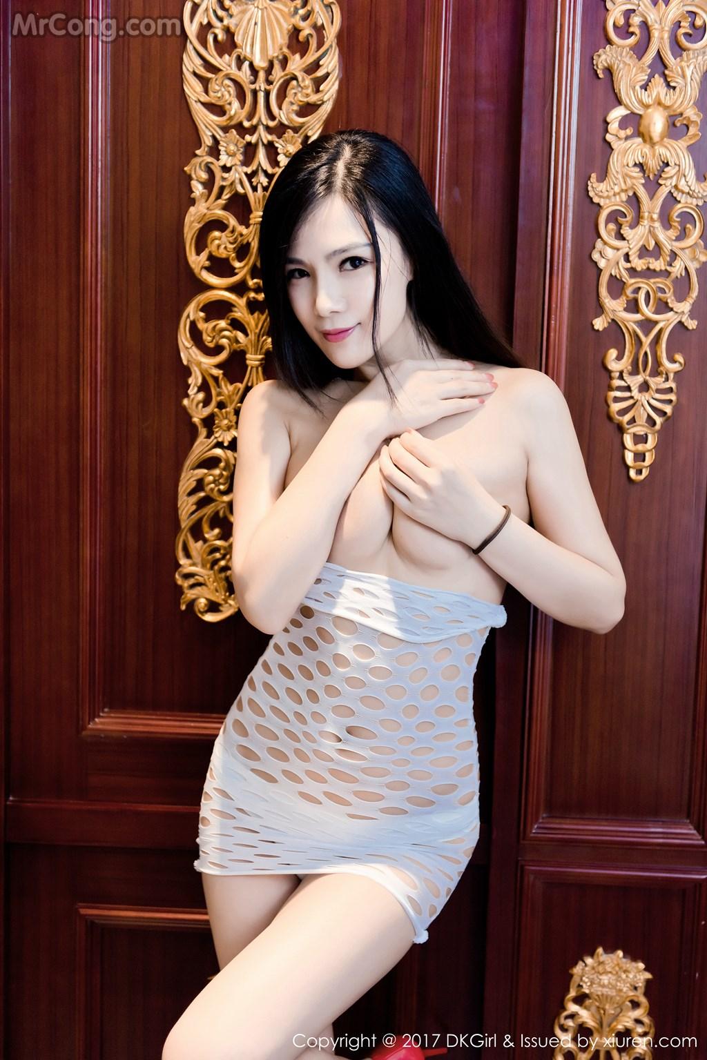 Người mẫu Ding Xiaonan với album ảnh sexy và quyến rũ 6